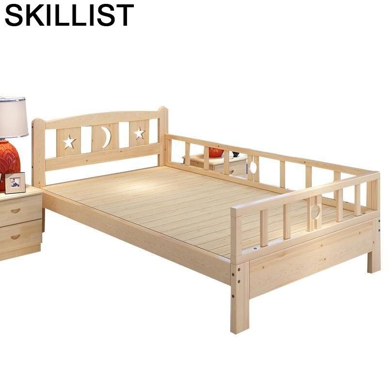Yatak Nest Crib Bois Meble Hochbett Cocuk Yataklari Baby Lit Enfant Muebles Cama Infantil Bedroom Furniture Wodden Children Bed