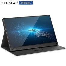 15,6 inch Touch Screen-Monitor Tragbare Ultradünne IPS HD USB Typ C Dispaly Monitor für laptop handy XBOX Schalter und PS4