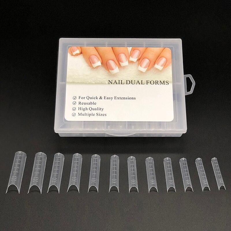 Искусственная система ногтей, полиуф акриловые ногти, искусственные ногти, домашние инструменты для самостоятельной сборки, быстрое строи...
