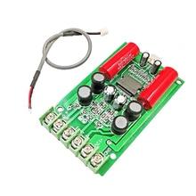 Placa amplificadora de Audio Digital TA2024, 2x15W, Tripath, estéreo, clase T, canales duales, AMP