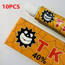40% yellow Before tktx Tattoo Cream Assistance Piercing Painless Permanent makeup Body Eyebrow Eyeliner Lips Pain Reliever 10g