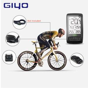Image 3 - אלחוטי Bluetooth4.0 אופניים מחשב אופניים מד מהירות מהירות/Cadence חיישן IPX5 עמיד למים רכיבה על אופניים אופני מחשב