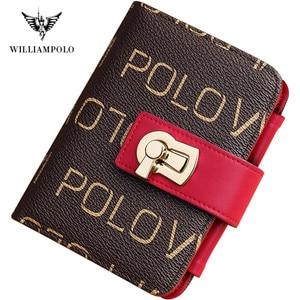 WilliamPolo Luxury Brand PVC s