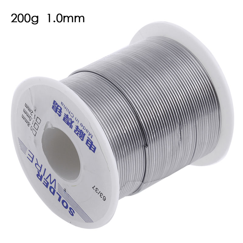 63/37   Rosin Core Weldring Tin Lead Industrial Solder Wire 1.0/1.2mm