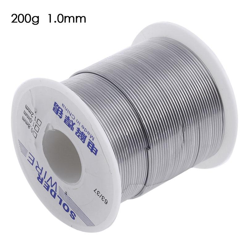 63/37 канифоли ядро сварной оловянный свинцовый промышленный припой провод 1,0/1,2 мм