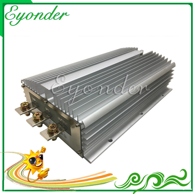 Eyonder good quality boost dc dc 12v to 48v step up converter 100a 4800w high power module waterproof