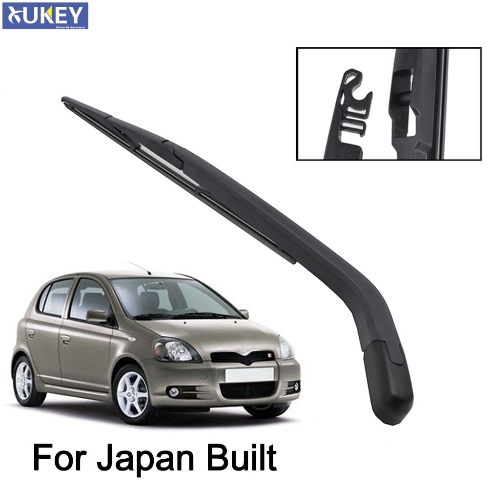 Комплект стеклоочистителей Xukey для Toyota Yaris, Япония, стеклоочиститель, заднее стекло, для Toyota Yaris, 2011, 2000, 2001, 2002, 2003, 2004, 2005