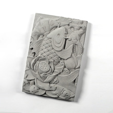Nicole Cement Mold Handmade Carved Silicone Mould Home Decor