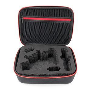 Image 4 - Draagbare Draagtas Beschermende Nylon Pu Opbergtas Handheld Gimbal Opbergdoos Voor Dji Osmo Mobiele 3 Accessoires