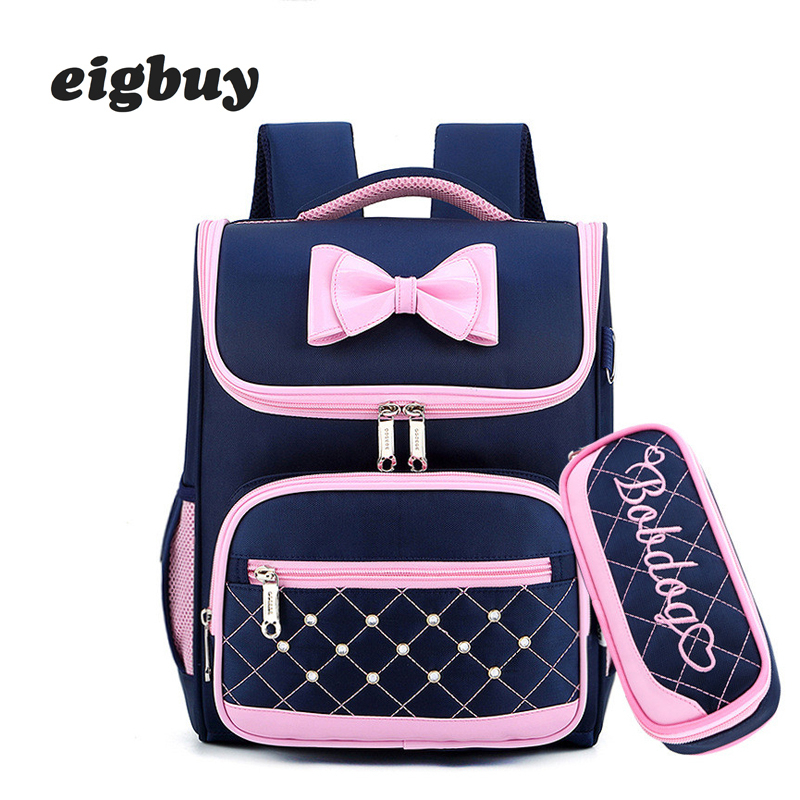 Lovely Archery Princess Kindergarten Backpack School Bags For Boys Girls Backpack School Bag Mochila Children Backpacks