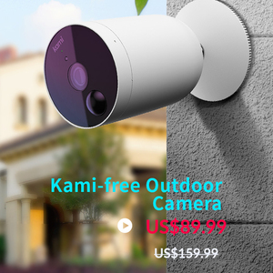 Outdoor Wifi Camera Wireless(China)