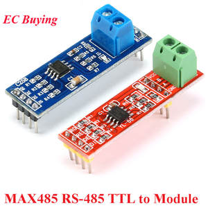 5pcs MAX485 Module RS-485 TTL to RS485 MAX485CSA Converter Module For Arduino DC 5V Electronic