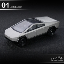 Xcartoys 1:64 Тесла концепция грузовик модель автомобиля