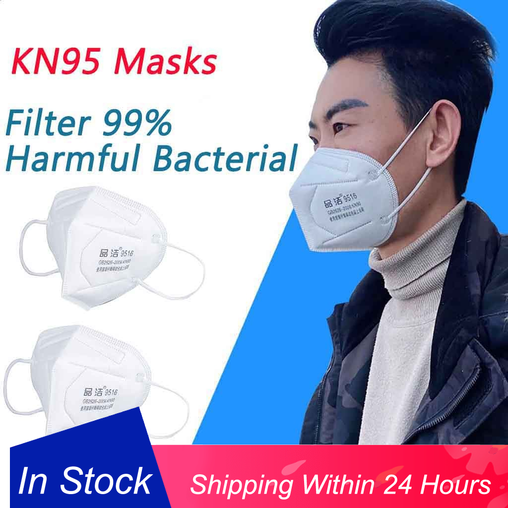 5/10Pcs/lot Respirator Mask Dust Mask PM2.5 Wind And Haze Pollution Protection Six-Layer Filter Mascherina Ffp3