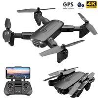 Nuovi droni GPS Drone 4K Camera HD FPV con Follow Me 5G WiFi flusso ottico pieghevole RC Quadcopter Dron professionale