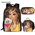 Школьная сумка Nopersonality для девочек  школьная сумка для девочек  16 дюймов