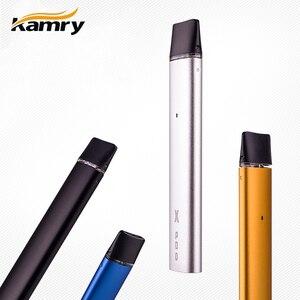 Image 3 - Kamry X pod vape mod system kit LED power indicating vape pen vaporizer E cigarette 0.8ml pod cartridges vs w01 wo1 pod