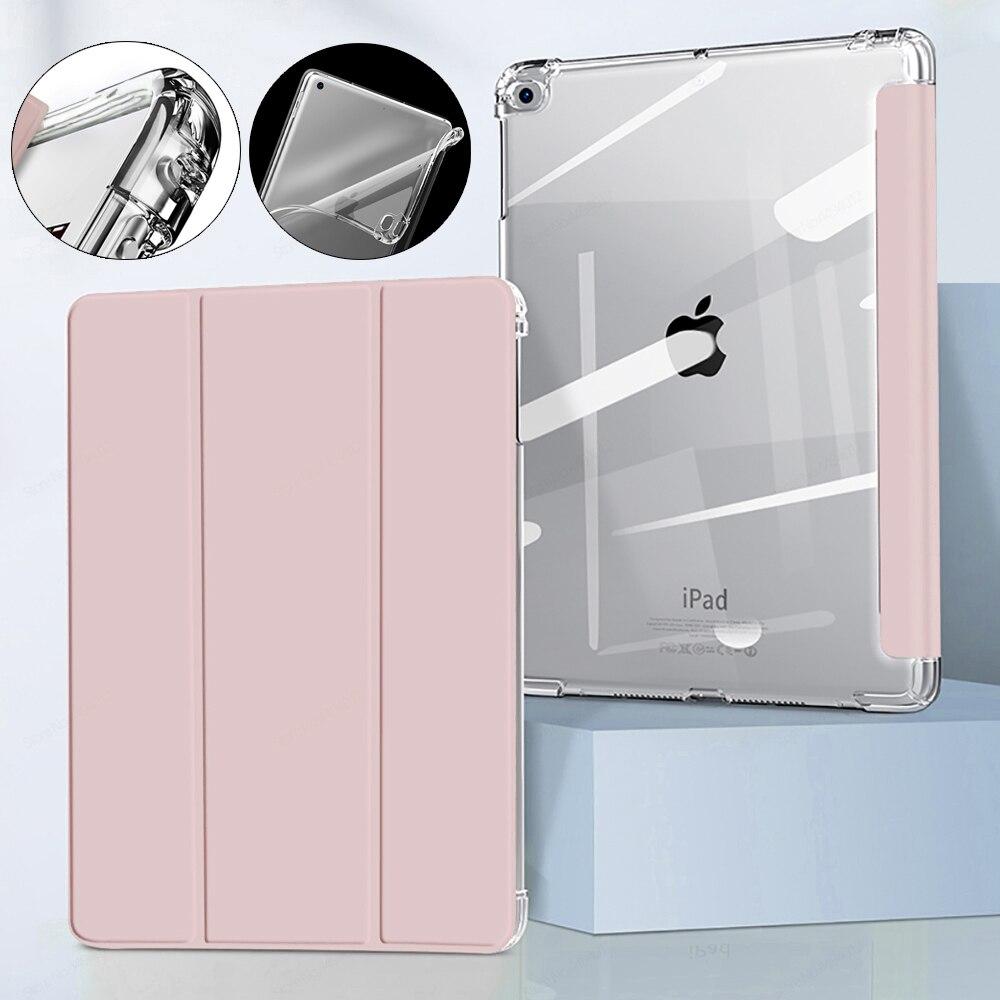 Pour iPad 4 2020 iPad 10.2 Cas 7th 8th Génération Cas Pro 11 2020 Mini 5 2019 Air 3 10.5 Air 2 2018 Capa 9.7 6th Cas