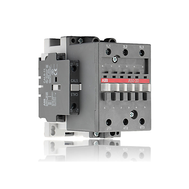 ONE NEW ABB Contactor A63-30-11 220VAC