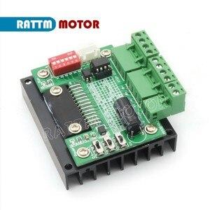 Image 4 - EU 4 Achsen CNC Router Kit 4 stücke 1 achse TB6560 fahrer & interface board & 4 stücke Nema23 270Oz in stepper motor & 350W netzteil