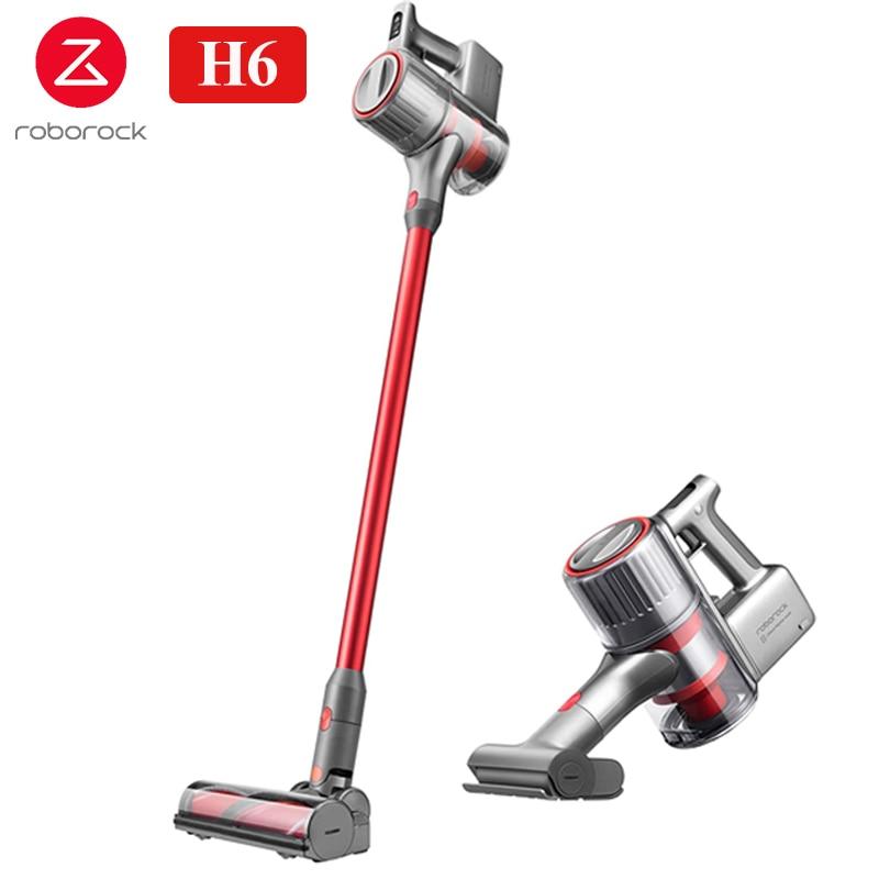 Vacuum-Cleaner Adapt Aspirator Dust-Collector Cyclone Cordless Handheld Roborock H6 Portable