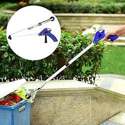 Сплав санитарный мусор мусорная корзина папка предметы плоскогубцы подобрать мусорный зажим новые садовые инструменты