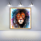 Lion Butterfly Displ...
