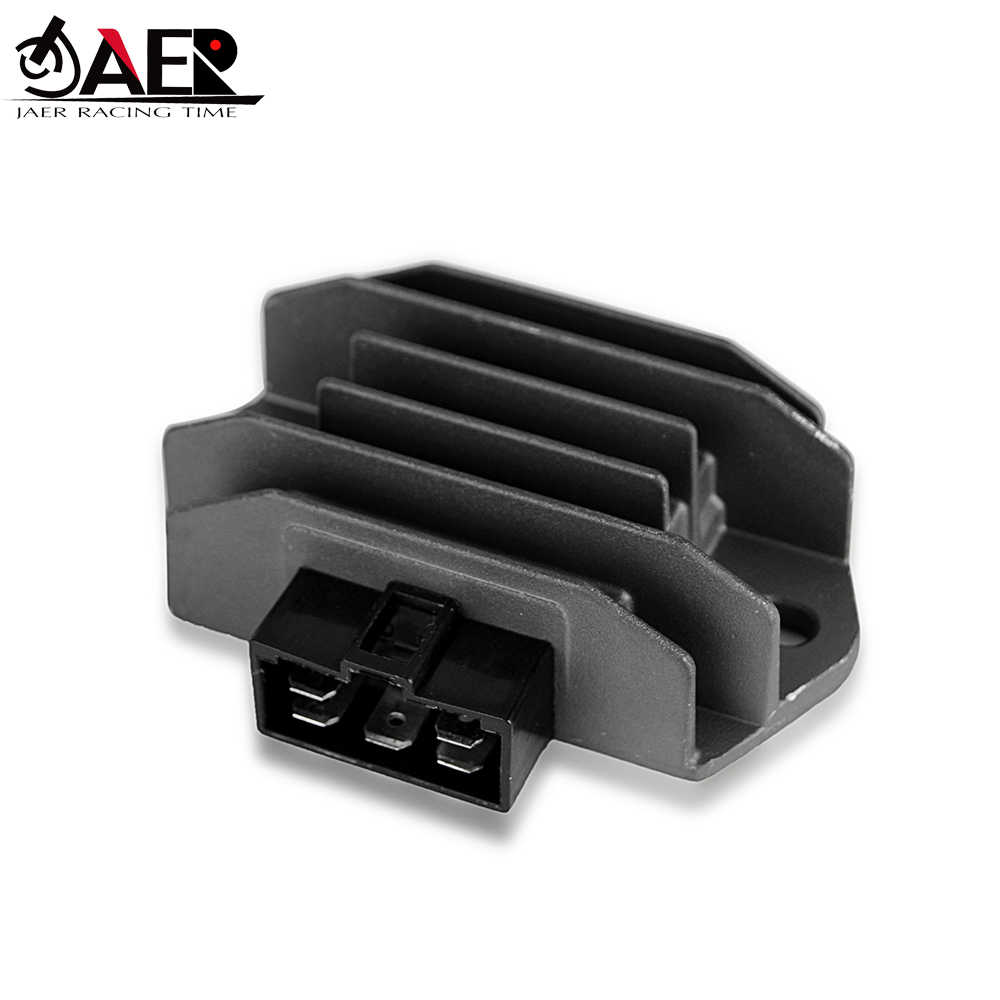 JAER Напряжение Регулятор выпрямителя Для Honda CRF250R CRF450R CRF250RX CRF450RWE CRF450RX NSC50 NSC110 видение CRF 250R 450R 250RX