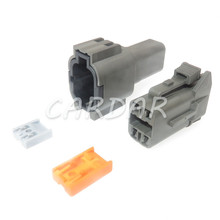 1 Set 4 Pin 7222-7740-40 7123-7740-40 Automotive Connector Auto Wiring Socket
