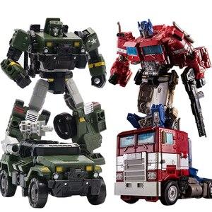 Image 5 - BMB aoyi movie studio serie SS38 SS 38 OP V leaver Transformatie metaallegering onderdelen Action Figure robot speelgoed