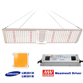 mean well original elg 100 c1050d 105v 1050ma meanwell elg 100 105v 99 75w led driver power supply d type 2000W Samsung LM301H LM301B Led Grow light Dimmable ELG -240 Meanwell driver 3000K 5000K Mix 660nm IR For Indoor plants Growth