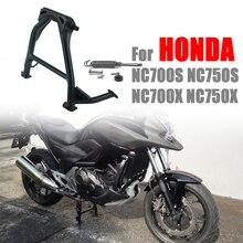 Für Honda NC700S NC750S NC700X NC750X NC 700 750 X MT DCT 12 2018 Motorrad Nahen Zentrum Kick Kick stehen Unterstützung Halterung