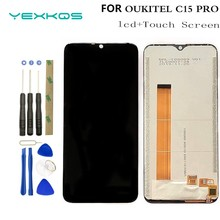 LCD Touch-Screen-Assembly Oukitel C15 Original for Pro And 1280x600p C15pro Phone--Tools