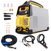 Tig Welder, 200 Amp HF TIG&MMA Portable  (220V±15%) Inverter Welder for Stainless Steel, Alloy Steel, Carbon Steel