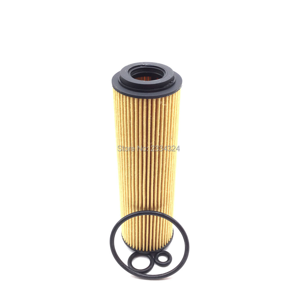 Engine Oil Filter For Mercedes W203 C204 CL203 S203 S204 C209 A209 W211 R171 CLK SLK Sprinter 2711800009 2711800109 A2711840125(China)