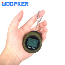Handheld GPS Tracker Locator Navigators for The Forest Wood USB Rechargeable GPRS Location Climbing Hiking Ranger Tourist