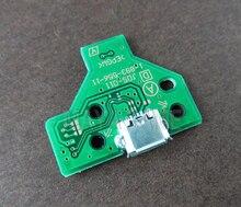 10 pces jds030 jds001 jds011 jds040 jds055 para playstation 4 controlador usb placa de carregamento porto substituição para ps4 controlador