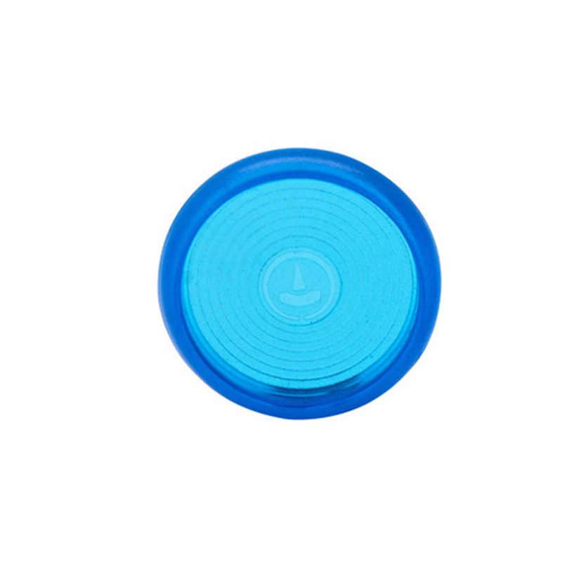 50Pcs 18 มม./24 มม.แหวน Binder สำหรับโน๊ตบุ๊ค/Planner ที่มีสีสันวงแหวนหลวมใบแผ่น Binder แหวน CX19-004-50pcs