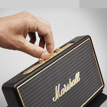 Portable wireless bluetooth speaker rock retro audio speakers for   BT bass Speaker 2
