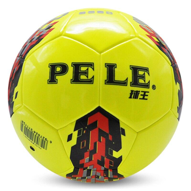 Factory Customizable Pu Lagging Thermal Bonding Football No. 5 Champions League World Cup Football Training Game Football