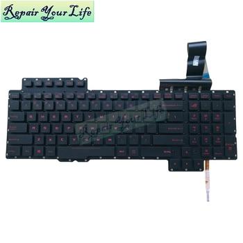 Laptop keyboard for Asus G752 G752VL G752VT G752VY US backlit keyboard Original