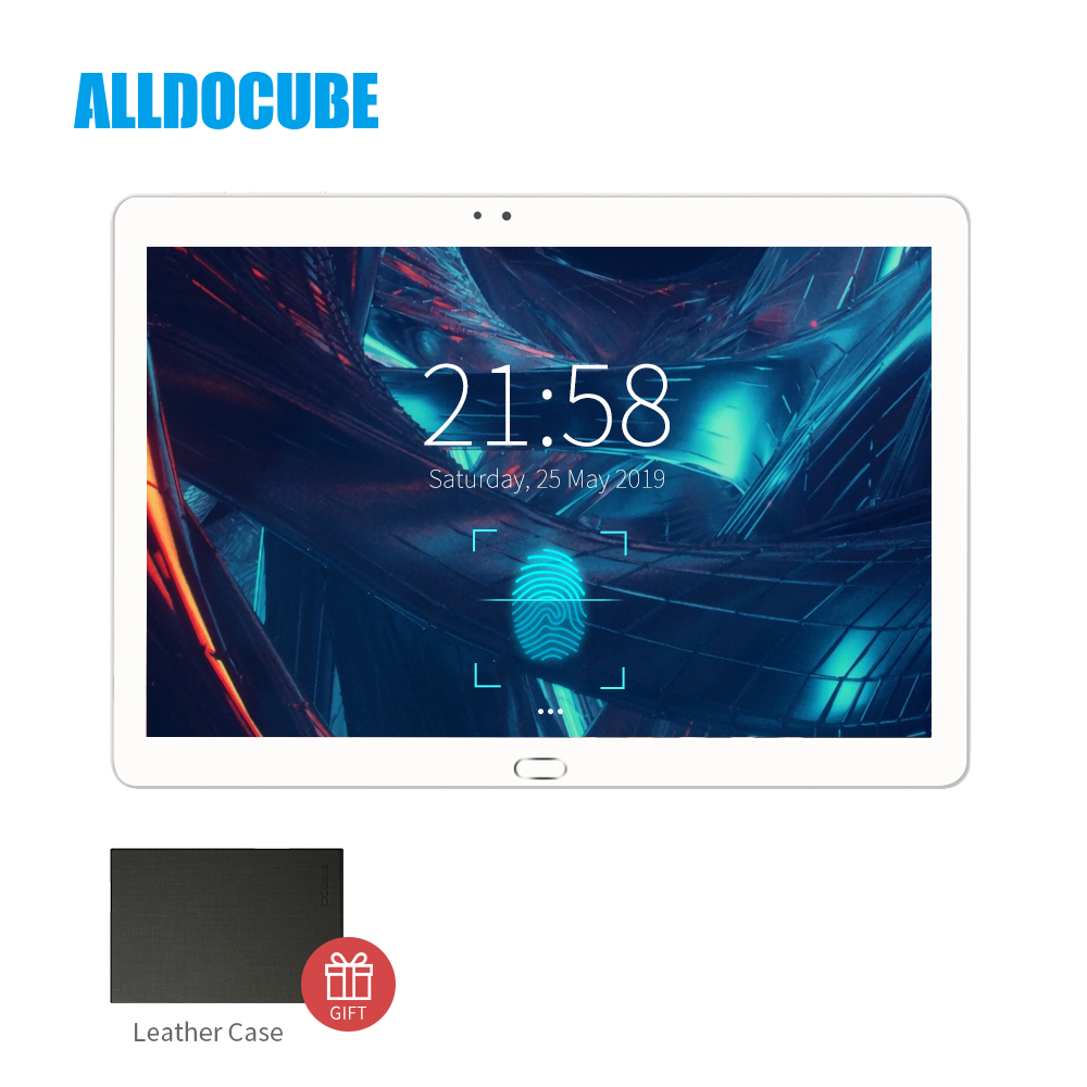 ALLDOCUBE Free Young X7 Fingerprint Tablet 10 1 inch 1920 1200 IPS Android 6 0 4G
