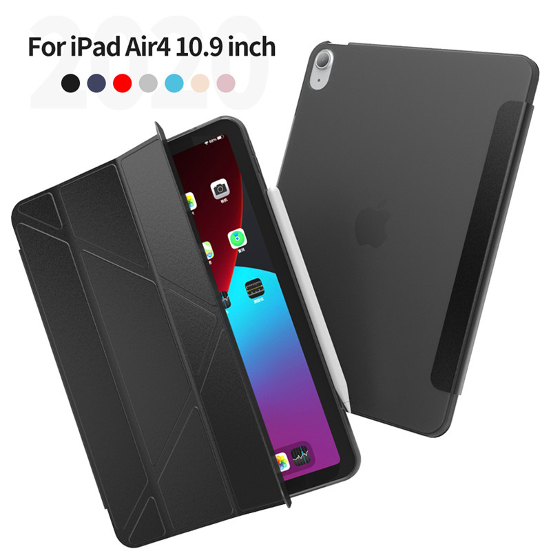 Air For 2020 for ipad Air Stand Cover 10.9-inch Case Funda 4 Air Case ipad Smart iPad