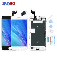 Assembly LCD Display Digitizer for iPhone 6s AAA Quality LCD Touch Screen for iPhone 6s Plus 5s 6splus No Dead Pixel with Tools цена в Москве и Питере