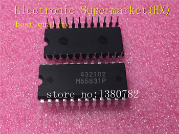 Free Shipping 10pcs/lots M65831AP M65831 DIP-24 IC In stcok! 10pcs td62783apg tos dip 18 make in china