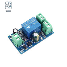 DC 12V-48V Emergency Automatic Conversion Module Power-OFF Protection Module Automatic Switching Battery UPS Controller Board