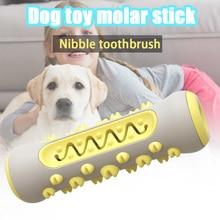 Pet Dog Molar Stick Toothbrush Teeth Cleaning Toy Chew Brushing Teeth Care MU8669