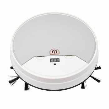 2021 Best Sell Robot Vacuum Cleaner Smart Home Appliances Washing Cleaners Autobiotic Dust Collector Auto Electric Mop Cleaning 3