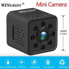 كاميرا واي فاي صغيرة Cam SQ13 SQ23 SQ11 Full HD 1080P مسجل DV رياضي أصلي 155 رؤية ليلية صغيرة كاميرا تصوير الحركة DVR