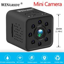 Mini Macchina Fotografica di WiFi Cam SQ13 SQ23 SQ11 Full HD 1080P Originale di Sport di DV Recorder 155 di Visione Notturna Piccola Azione videocamera Portatile della macchina fotografica DVR